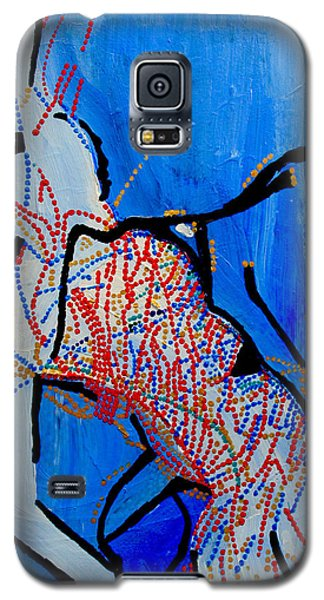 Dinka Corset - Manlual - South Sudan Galaxy S5 Case