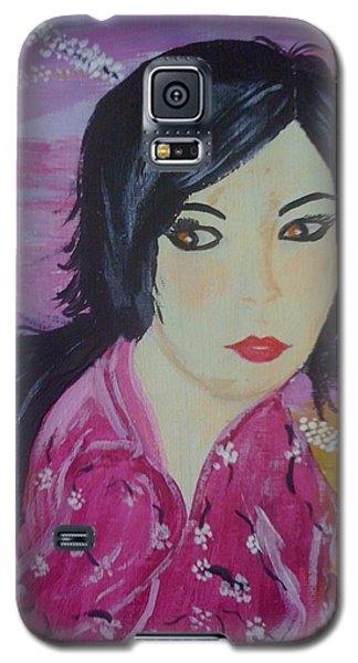 Eastern Beauty Galaxy S5 Case