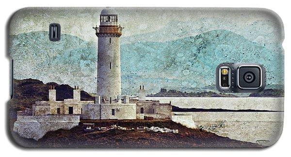 Eilean Musdile Lighthouse  Galaxy S5 Case by Ray Devlin