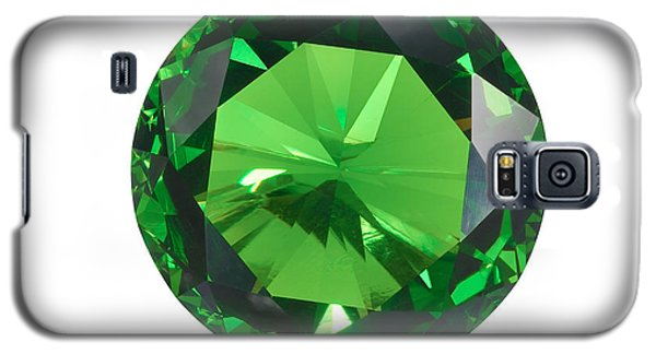 Emerald Isolated Galaxy S5 Case