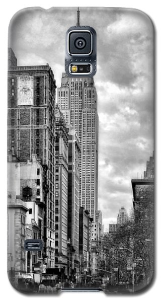 Empire State Building Galaxy S5 Case