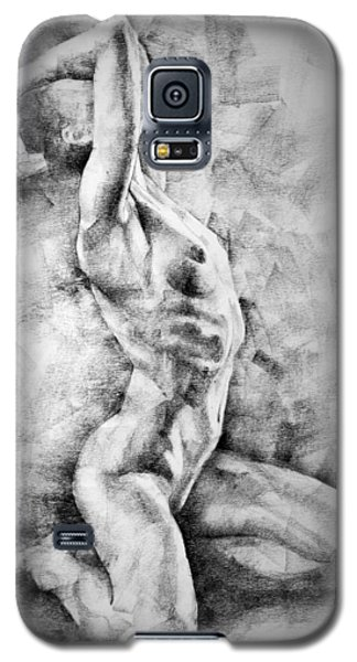 Erotic Sketchbook Page 3 Galaxy S5 Case