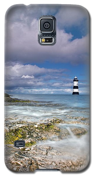 Fishing By The Lighthouse Galaxy S5 Case