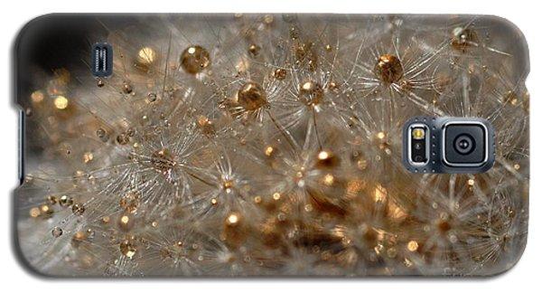 Fleur D'or Galaxy S5 Case by Sylvie Leandre