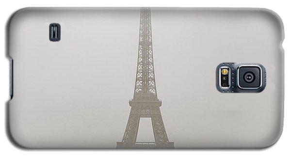 Foggy Morning In Paris Galaxy S5 Case