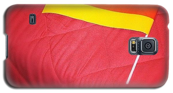 Patriotic Galaxy S5 Case - German Flag And Colors by Matthias Hauser