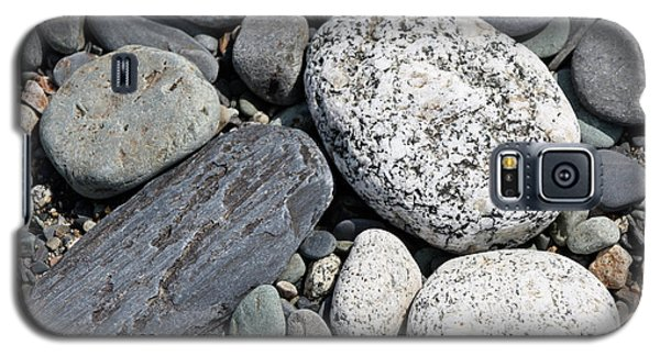 Galaxy S5 Case featuring the photograph Healing Stones by Cathie Douglas