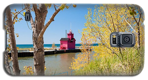Holland Mi Lighthouse Galaxy S5 Case