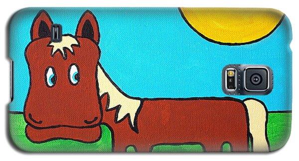 Horse Galaxy S5 Case