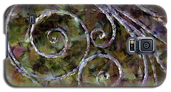 Iron Gate Galaxy S5 Case by Donna Bentley