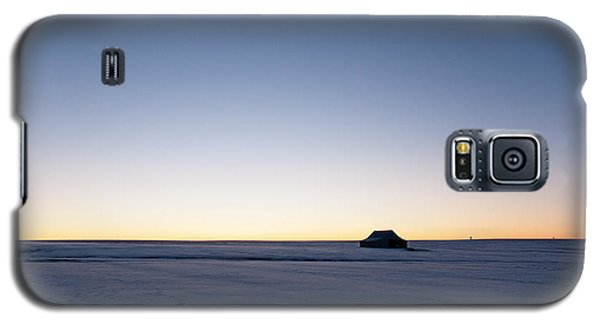 Galaxy S5 Case featuring the photograph Just Before Sunrise by Monte Stevens
