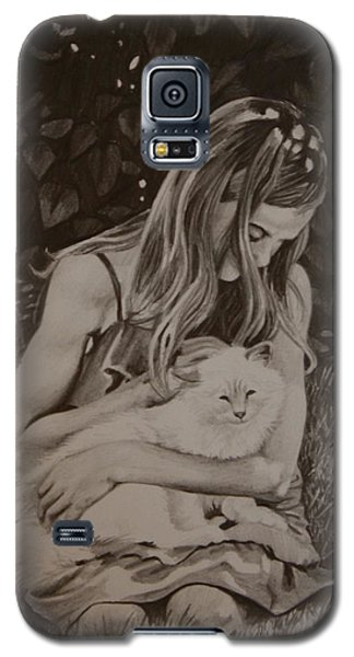 Kitty Love Galaxy S5 Case
