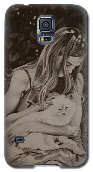 Kitty Love Galaxy S5 Case