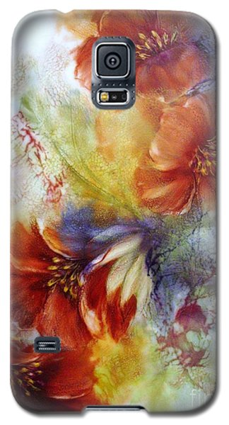 La Bignonia Rossa Galaxy S5 Case