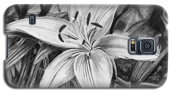 Lily Galaxy S5 Case by Susan Schmitz