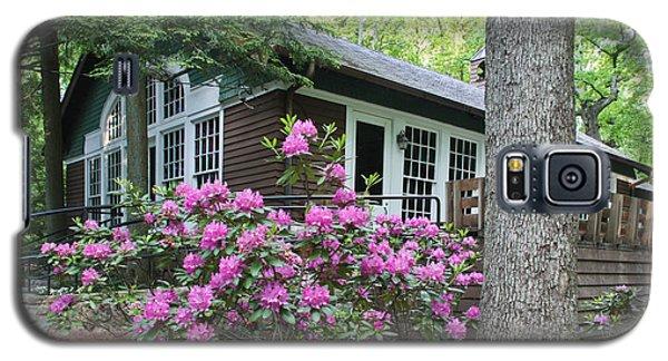 Little Brown Church In Spring Galaxy S5 Case