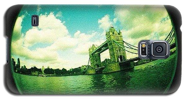 London Galaxy S5 Case - #london by Ozan Goren