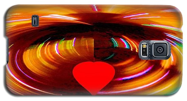 Galaxy S5 Case featuring the photograph Love by Carolyn Repka