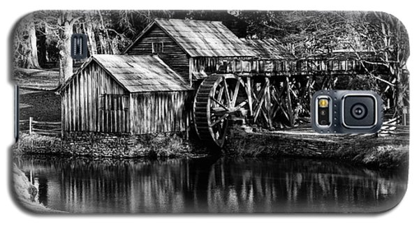 Mabry Mill Galaxy S5 Case by Carrie Cranwill