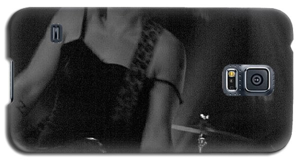 Misti Watkins Of Motel Aviv Galaxy S5 Case by James Granberry