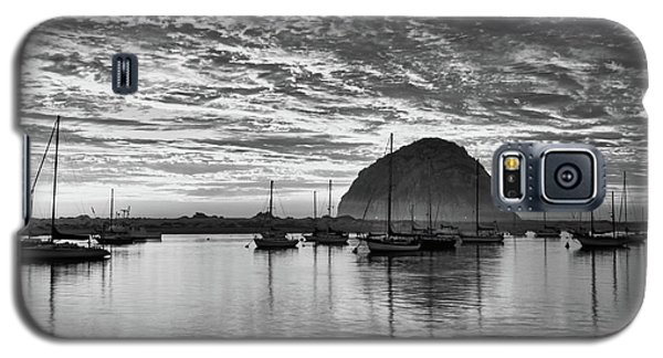 Morro Bay On Fire Galaxy S5 Case
