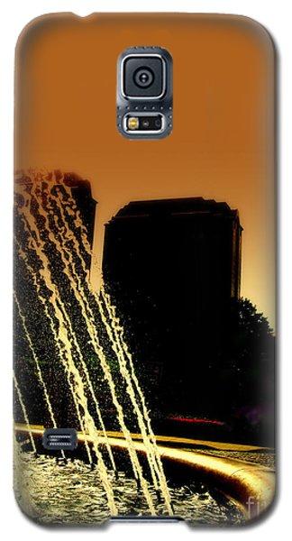 Ominous Galaxy S5 Case by Nancy Dole McGuigan