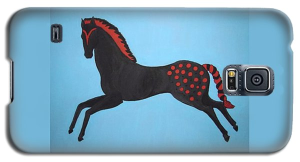 Painted Pony Galaxy S5 Case by Stephanie Moore