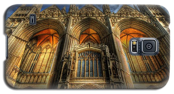 Peterborough Cathedral Galaxy S5 Case