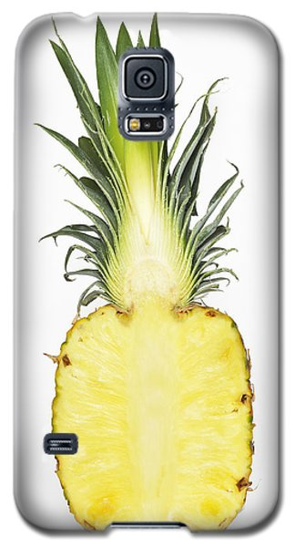 Pineapple Ananas Comosus Galaxy S5 Case by Matthias Hauser