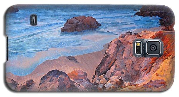 Point Lobos At San Francisco Galaxy S5 Case