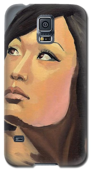 Portrait Galaxy S5 Case