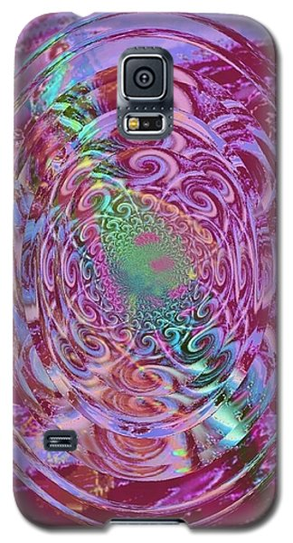 Galaxy S5 Case featuring the photograph Power Of Mind by Rogerio Mariani