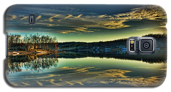 Galaxy S5 Case featuring the photograph Reflection by Rick Friedle