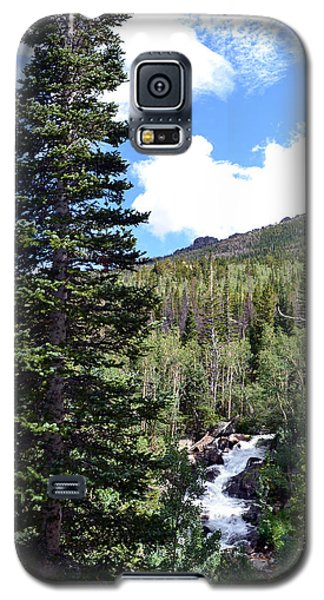 Galaxy S5 Case featuring the photograph Rocky Mountain National Park2 by Zawhaus Photography