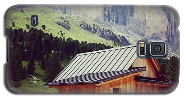 House Galaxy S5 Case - Rosengarten - Dolomites by Luisa Azzolini