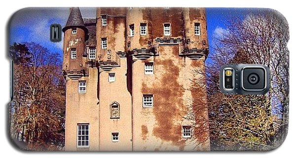 Scottish Castle Galaxy S5 Case by Luisa Azzolini