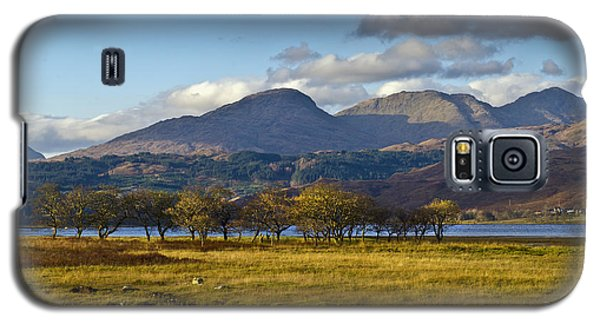 Scottish Landscape View Galaxy S5 Case