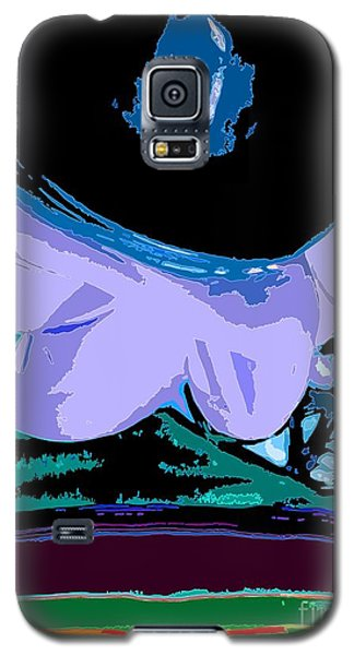Galaxy S5 Case featuring the photograph Siesta by Everette McMahan jr