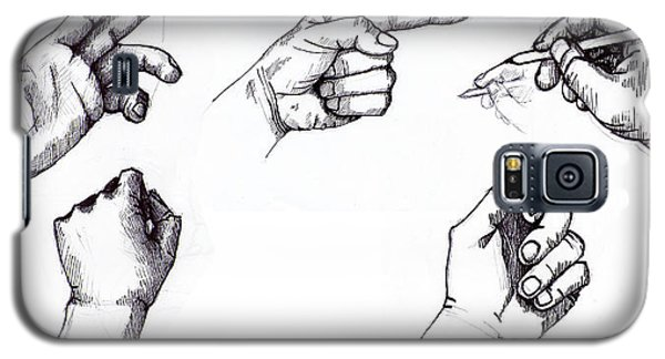 Sketchbook Galaxy S5 Case