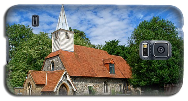 St Laurence Church Cowley Middlesex Galaxy S5 Case