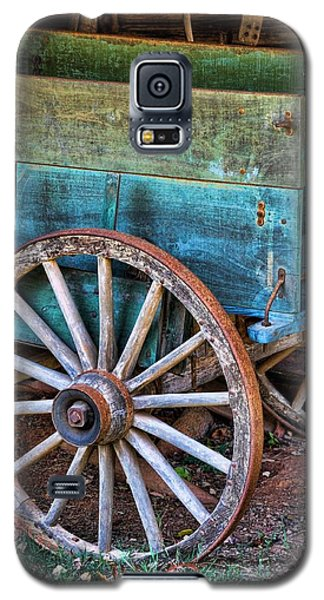 Standing The Test Of Time Galaxy S5 Case by Jan Amiss Photography