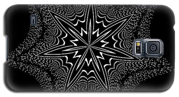 Star Fish Kaleidoscope Galaxy S5 Case