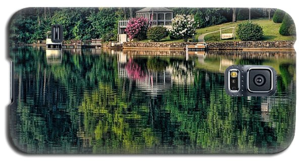 Galaxy S5 Case featuring the photograph Still Waters by Rick Friedle