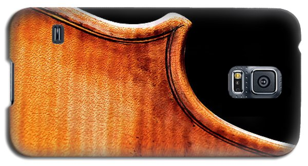 Stradivarius Back Corner Galaxy S5 Case by Endre Balogh