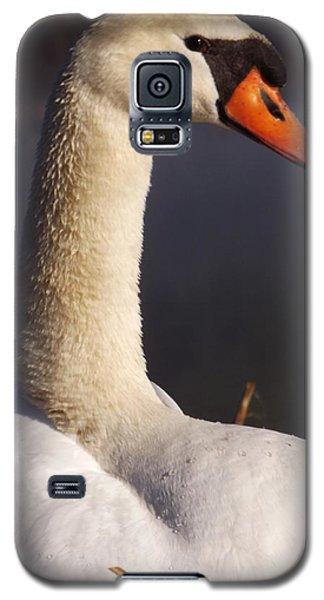 Swan Lake 1 Galaxy S5 Case by Gerald Strine