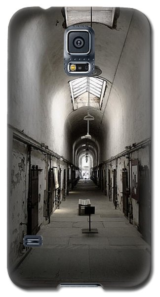 Galaxy S5 Case featuring the photograph Sweet Home Penitentiary by Richard Reeve