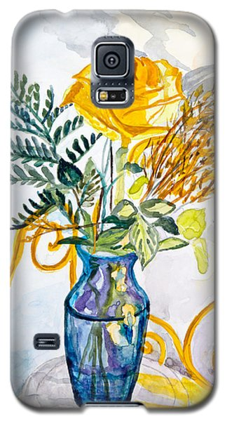 The Blue Vase Galaxy S5 Case