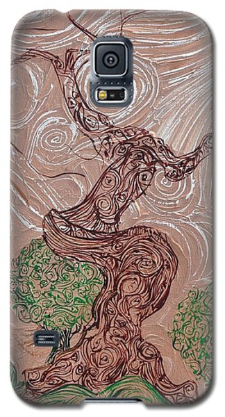 The Earthen Tree Galaxy S5 Case