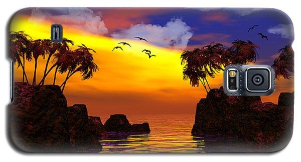Trinidad Galaxy S5 Case