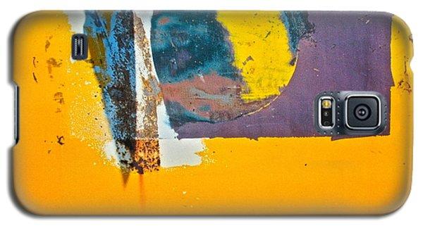 Truck Door In Gilroy California Galaxy S5 Case